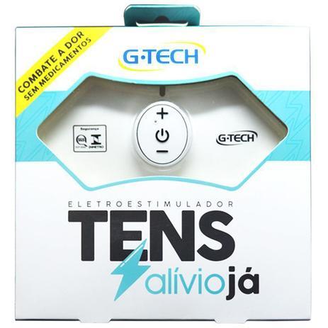 Imagem de Massagem Eletroestimulador Portatil Tens Alivio Ja