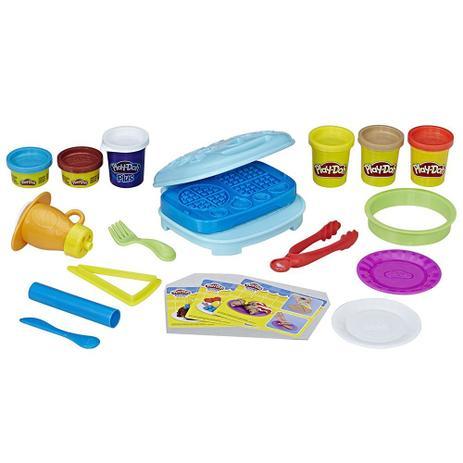 0c52830fcf Massinha Play-Doh - Conjunto Café da Manhã - Hasbro - Massinha ...
