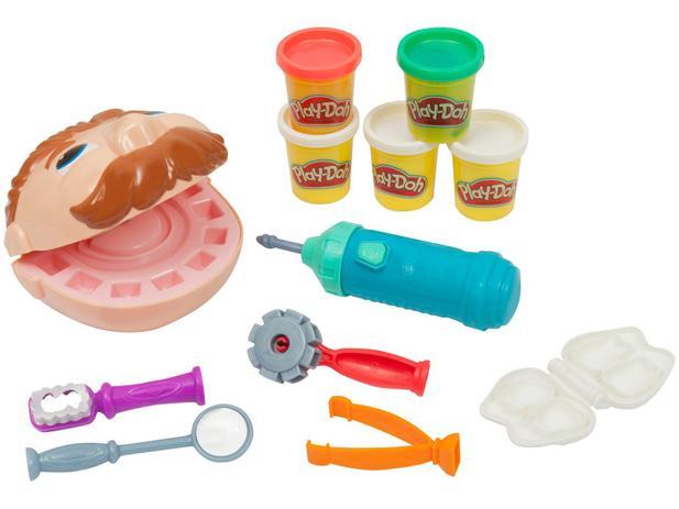 Imagem de Massinha Play-Doh Dentista Hasbro