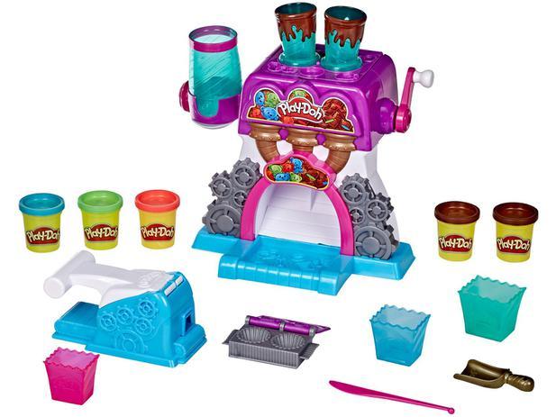 Imagem de Massinha Play-Doh Hasbro com Acessórios