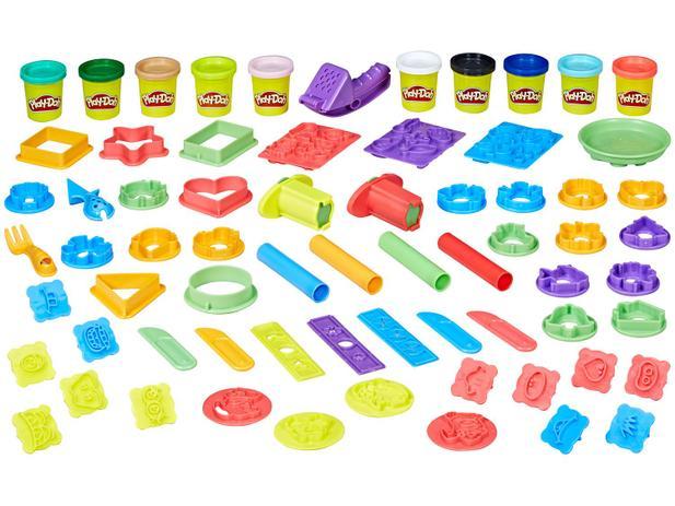 Imagem de Massinha Play-Doh Moldes e Ferramentas Hasbro