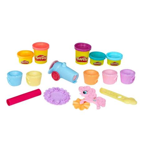 b1dca93de7 Massinha Play-Doh Pinkie Pie My Little Pony - Festa de Cupcakes - Hasbro