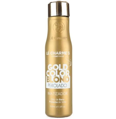 79d4a05b0 Matizador Gold Blond Perolado Intensy Color 500ml - Le charmes ...