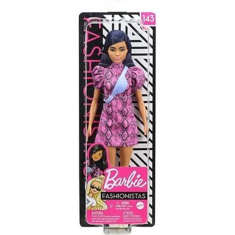 Imagem de Mattel bb barbie fab sort fashionistas fbr37a11 - n143 ghw57