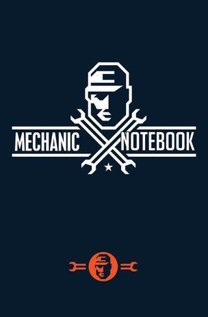 Imagem de Mechanic Notebook - Engaged living books
