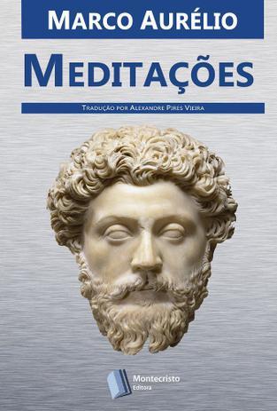 Imagem de Meditações de Marco Aurélio - Montecristo Editora
