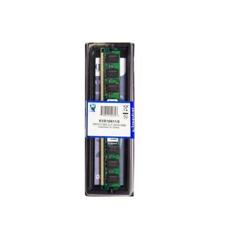 Imagem de memoria  ddr3 8gb kingston 1600mhz para computador