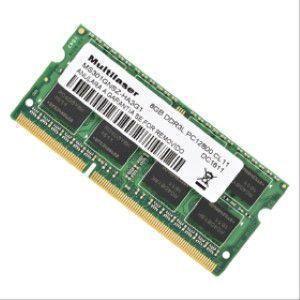 Imagem de Memoria Multilaser Notebook Sodimm DDR3 8GB MM820