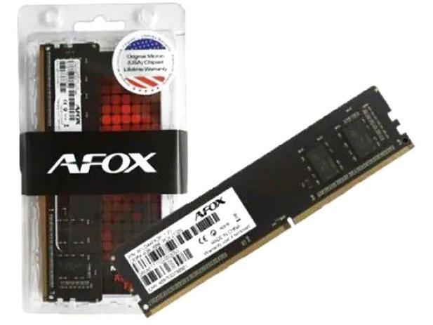 Imagem de Memória RAM 4GB DDR4 Afox AFLD44FK1P