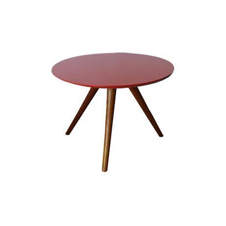 Mesa de centro redonda 50x50x36 p palito madeira de demoli o decor magazine mesa de centro - Mesas de centro redondas amazon ...