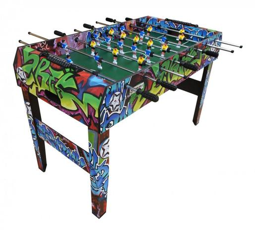 Mesa de Pebolim GRAFFIT - WinMax - Ahead Sports WMG08818 - Pebolim ... 7060bc6582c56