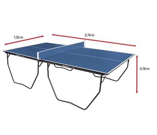 8d1b27029 Mesa de Ping Pong   Tenis de Mesa Oficial Klopf - Jogos de Mesa e ...
