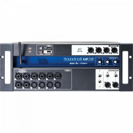 Imagem de Mesa de Som Digital 16 Canais UI-16 SOUNDCRAFT