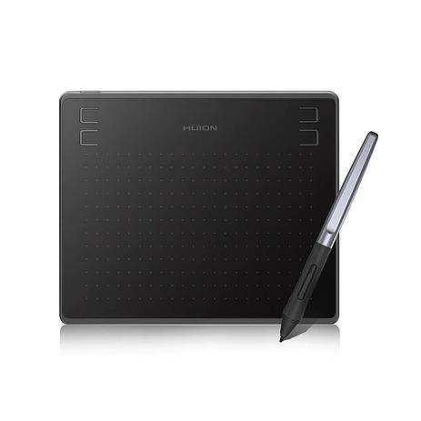 Imagem de Mesa Digitalizadora Huion Hs64 Android Pen Tablet