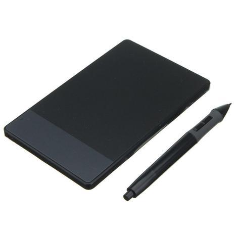 Imagem de Mesa Digitalizadora Inspiroy Pen Tablet, Huion, 420, Tablets de Design Gráfico, Black