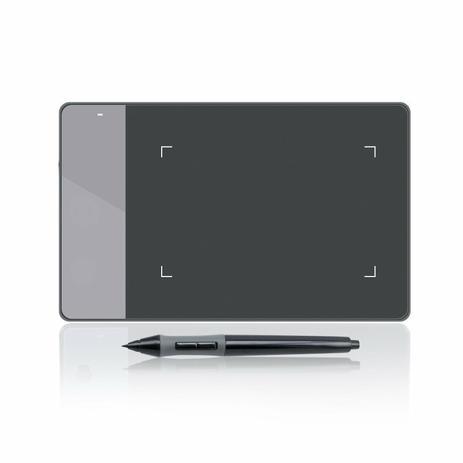 Imagem de Mesa Digitalizadora Tablet Huion Inspiroy 420 4000 LPI 4x 2.23p - Preto