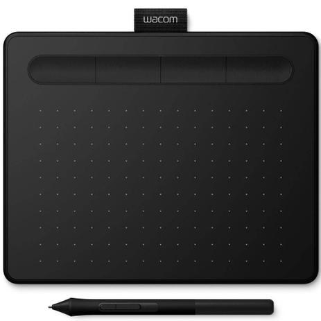 Imagem de Mesa Digitalizadora Wacom Intuos Creative Pen Tablet Small Black CTL4100