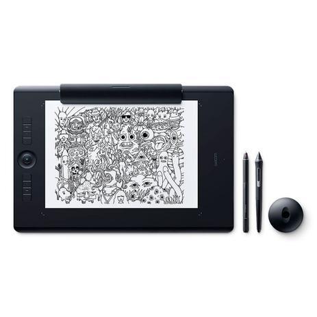 Imagem de Mesa Digitalizadora Wacom Intuos Pro Paper Edition G PTH860P