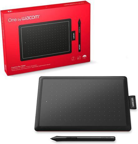 Imagem de Mesa Digitalizadora Wacom One CTL472 Pen Tablet Criativo