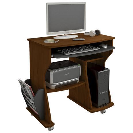 5d71a8e35e Mesa para Computador 160 - Artely - Mesa de Festa MDF - Magazine Luiza
