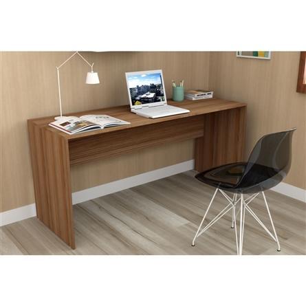 Imagem de Mesa para Escritório Office Plus Appunto - Castanho