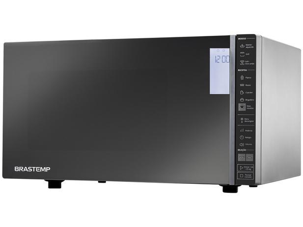 Micro-ondas Brastemp BMG45AR - 32L Inox - 220V