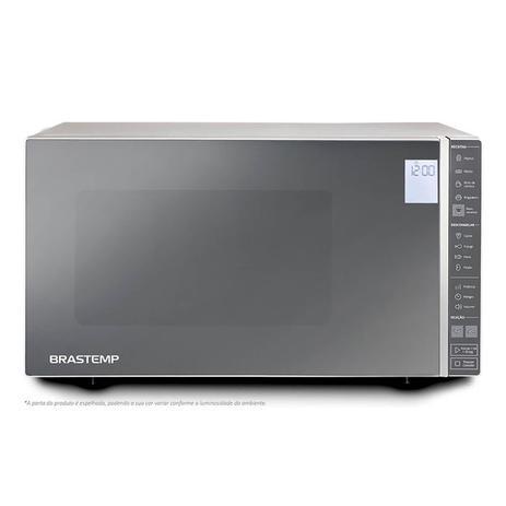 Imagem de Micro-ondas Brastemp BMS45 Inox Espelhado 32L