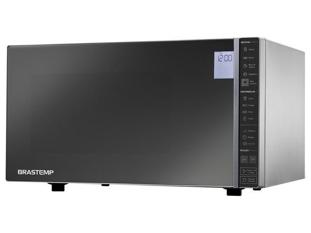 Micro-ondas Brastemp BMS45CRANA - 32L Inox - 110V