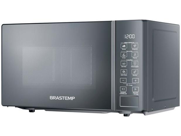 Imagem de Micro-ondas Inox Brastemp 20L