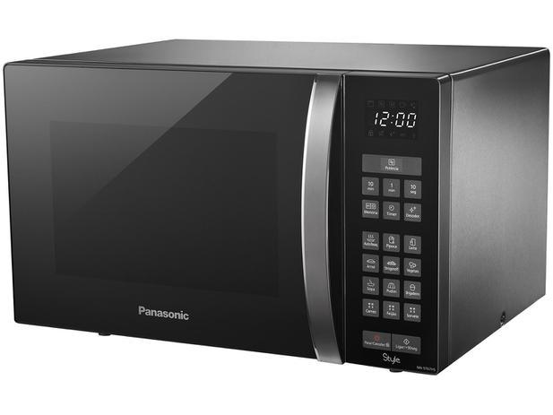 Micro-ondas Panasonic Style ST67HS NN-ST67HSRUN - 32L Inox - 110V