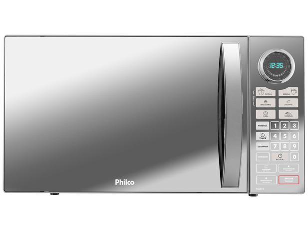 Imagem de Micro-ondas Philco 30L PME31 Prata