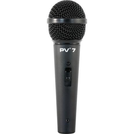 Imagem de Microfone com fio P10 / XLR Peavey PV7