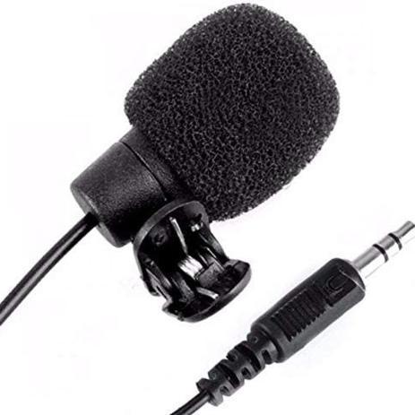 Imagem de Microfone De Lapela Para Celular Tablet Camera Tomate Mp-018