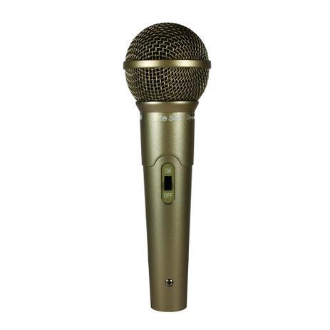 Imagem de Microfone Dinâmico Leson Ls-58 Com Fio