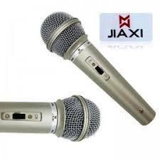 Imagem de Microfone Dinâmico Profissional Com Fio X Cabo 2.5 Metro Para Eventos, Shows Karaokê DM-701