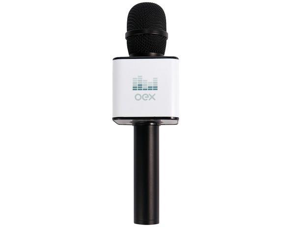 Imagem de Microfone Sem Fio Karaokê OEX Voice MK100
