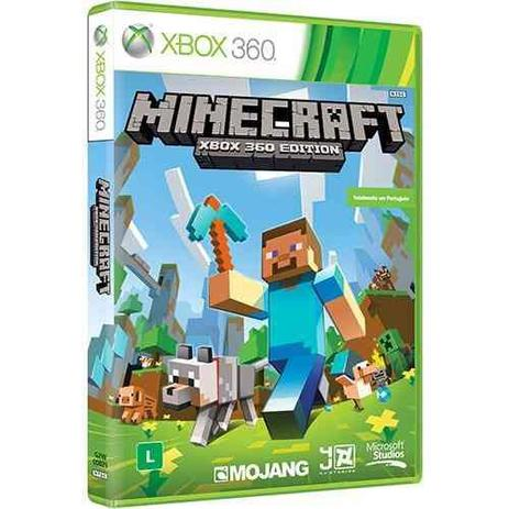 Imagem de Minecraft Xbox360