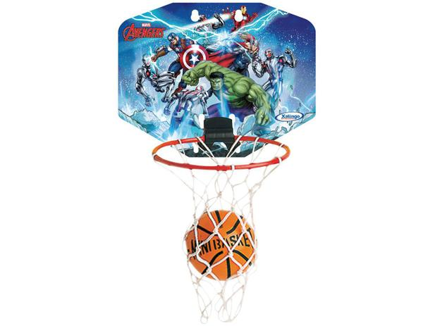 Mini Basket Marvel Avengers - Xalingo