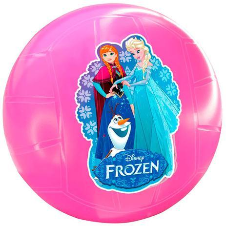 c1af162fb996 Mini Bola de Vinil Frozen - Líder - Lider - Bolas - Magazine Luiza