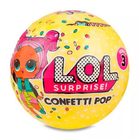 Imagem de Mini Boneca 9 Surpresas LOL Confetti - Candide