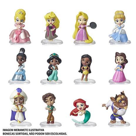 Imagem de Mini Boneca Surpresa - Disney - Princesas - Comics - Série 2 - Hasbro