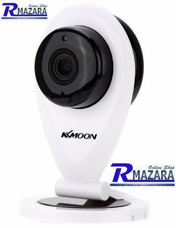 956296ec2 Mini Câmera IP Wifi Com Visão Noturna - Kkmoon - Câmera IP ...