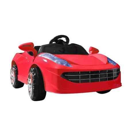 af0bf33d16 Mini Carro Elétrico BW005 - Vermelho (Modelo Ferrari) - Mini veiculos