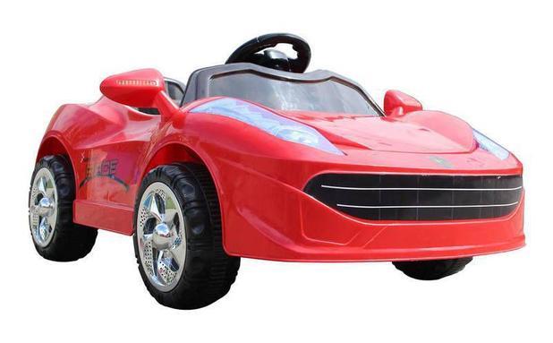 Imagem de Mini Carro Elétrico Ferrari - Vermelho