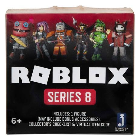 Imagem de Mini Figura Surpresa - 8 Cm - Roblox - Cubo Série 7 - Sunny Copy