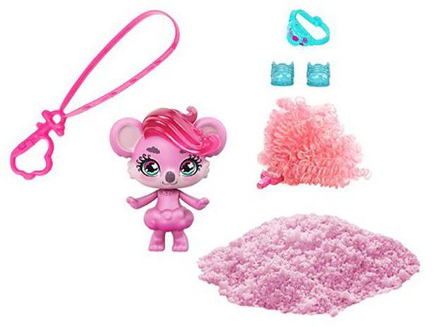 Imagem de Mini Figura Surpresa Cloudees Mood Mattel