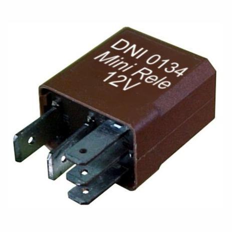 Imagem de Mini Relé Auxiliar 6G9T14B192EA Ford - DNI 0134