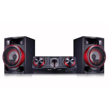 Imagem de Mini System LG Bluetooth USB MP3 CD Player 1800W
