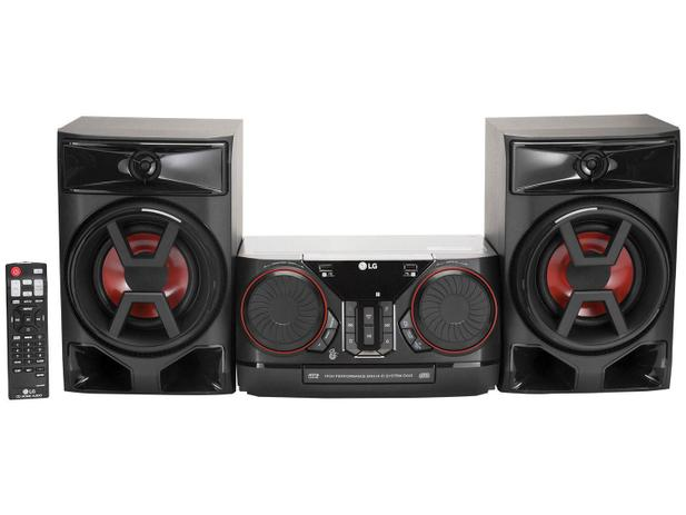 Imagem de Mini System LG XBOOM CK43, 220W, Multi Bluetooth, Sound Sync Wireless, LG Music Flow Bluetooth, Dual USB, Brasil EQ 220W