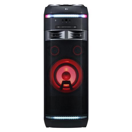 Imagem de Mini System LG XBOOM OK75, 1000W, Efeito Turbo, Graves Perfeitos, Duplos LED Coloridos - Bivolt